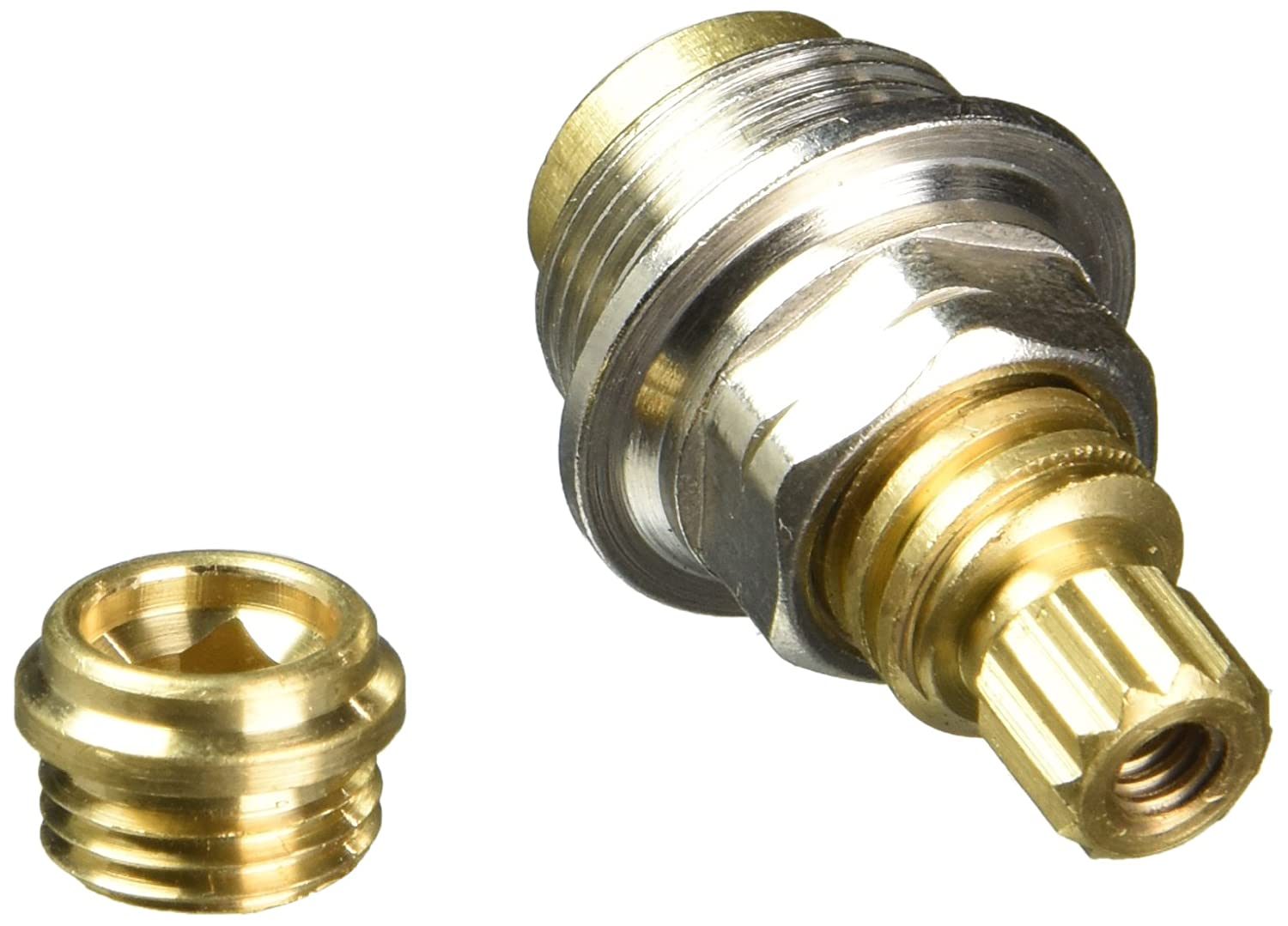Danco, Inc. 15289E 1H-1H Stem, for Use with Price Pfister Model Faucet, Metal, Brass