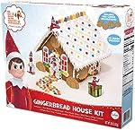 The Elf on the Shelf An Elfs Story Gingerbread House Kit