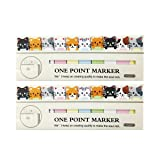 Wrapables A67779 Bookmark Flag Tab Sticky
