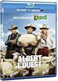 Albert à l'Ouest [Blu-ray + Copie digitale]