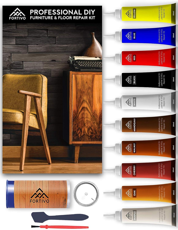 Amazon Com Wood Furniture Repair Kit Hardwood Laminate Floor
