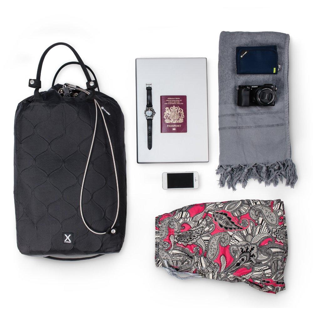 Pacsafe Travelsafe X25 Anti-Theft Portable Safe, Black by Pacsafe (Image #5)