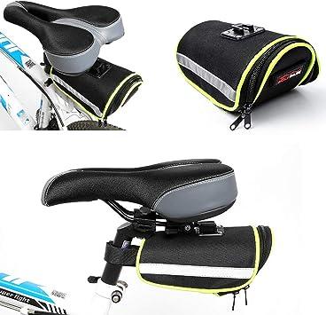 MXBIN 600D + PE Impermeable Bicicleta Bicicleta de montaña ...