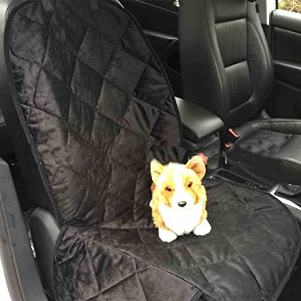 Amazon.com : Pet Dog Car Rear Back Seat Cover Blanket Waterproof ...