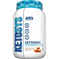 Ans Performance Ketosys - Performance Fuel Salted Caramel 2lb (14) serving 2 Pound