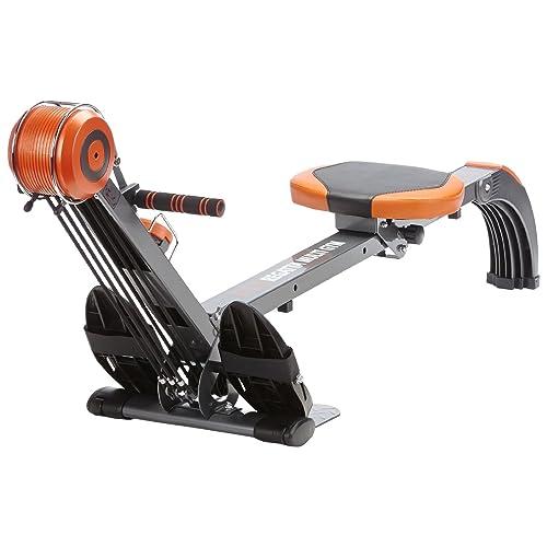 skandika Regatta Multi Gym Poseidon - Máquina de remo unisex, color gris