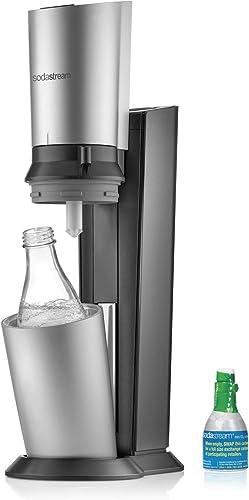 Zestaw startowy do produkcji wody krystalicznie musującej Sodastream Crystal Sparkling Water Maker