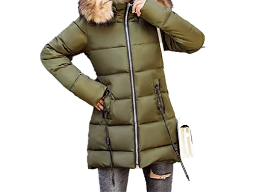 81be0c5d097a Cheryl Bull Trendy Women Winter Jackets Womens Winter Coat Coats Hooded  Cotton Padded Parka Warm Army