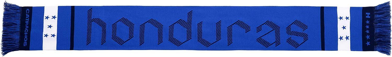 Honduras Soccer High-Definition HD Knit Scarf