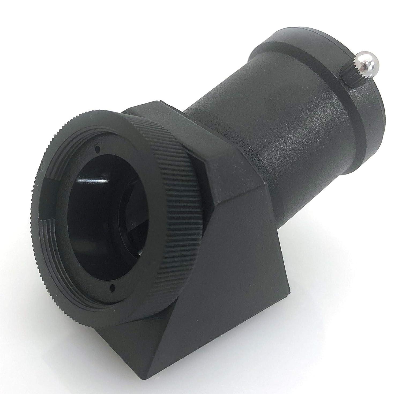 Meade Instruments 07210 No.932 45-Degree Erecting Image Prism Telescope Eyepiece Black 1.25-Inch