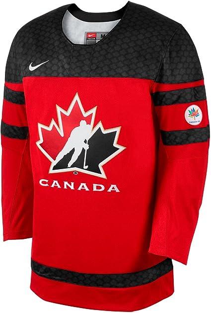 canada world juniors jersey