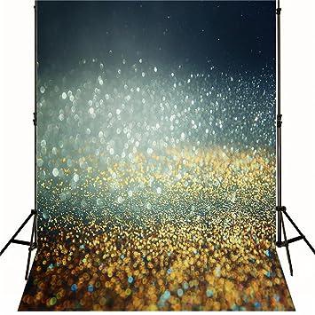 Fondo para estudio de fotografía con purpurina estrellas ...