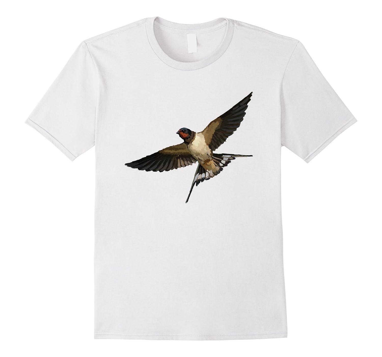 Barn Swallow Bird T Shirt Tshirt tee
