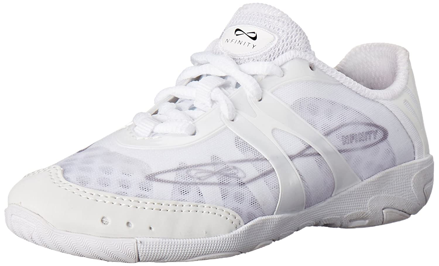Nfinity Vengeance Cheer Shoe (Pair) B00P9Q24UY 13|White
