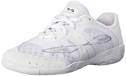 1b84e85355 Amazon.com  Nfinity Vengeance Cheer Shoe (Pair)  Sports   Outdoors