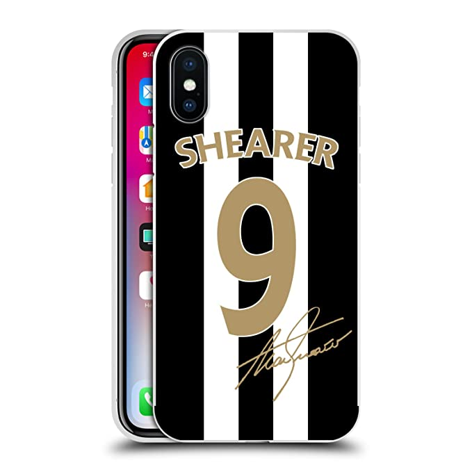 best sneakers 82a64 8a6d1 Amazon.com: Official Newcastle United FC NUFC Alan Shearer ...