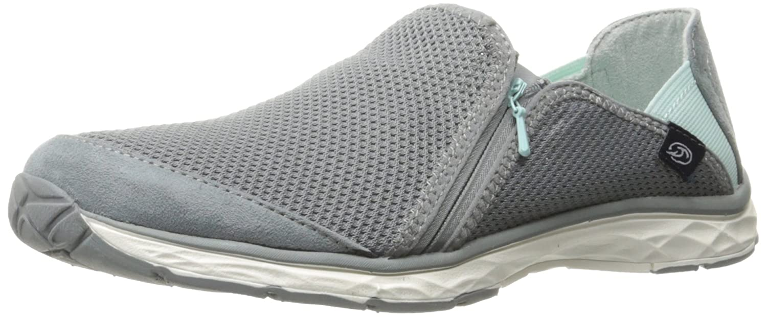 Dr. Scholl's Women's Anna Zip Fashion Sneaker B01KG9VF7Q 9 B(M) US|Monument Luna Knit