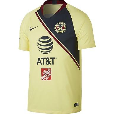 1ac377de7a7ce Nike Club America Home - Playera de fútbol 2018-19  Amazon.com.mx ...