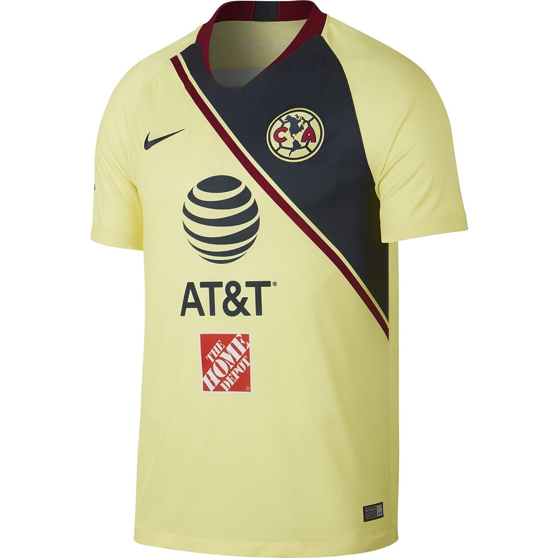 43eb5da4 Amazon.com: NIKE Club America Home Soccer Jersey 2018-19: Clothing
