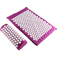 Body Head Foot Neck Massager Cushion Mat Set