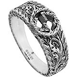 [ティファニー] TIFFANY スターリングシルバー 1837 ナローベーシック リング 指輪 【並行輸入品】