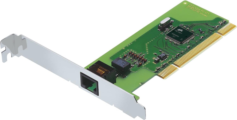 AVM Fritz PCI 2.1 Isdn Card Fax Modem Rundfax for Windows XP Vista Win 7 8