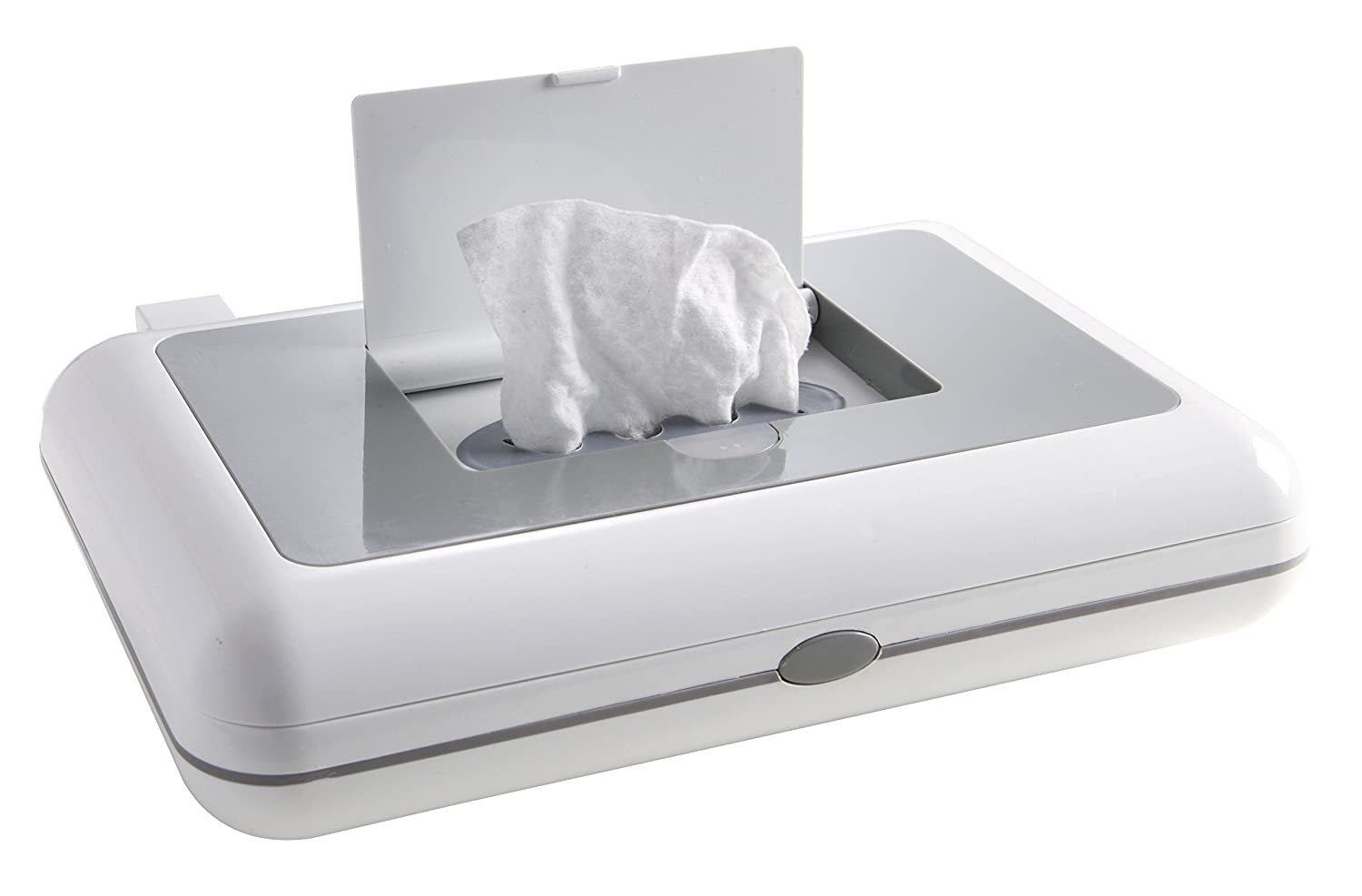 Prince Lionheart Compact Wipes Warmer, Grey 9207
