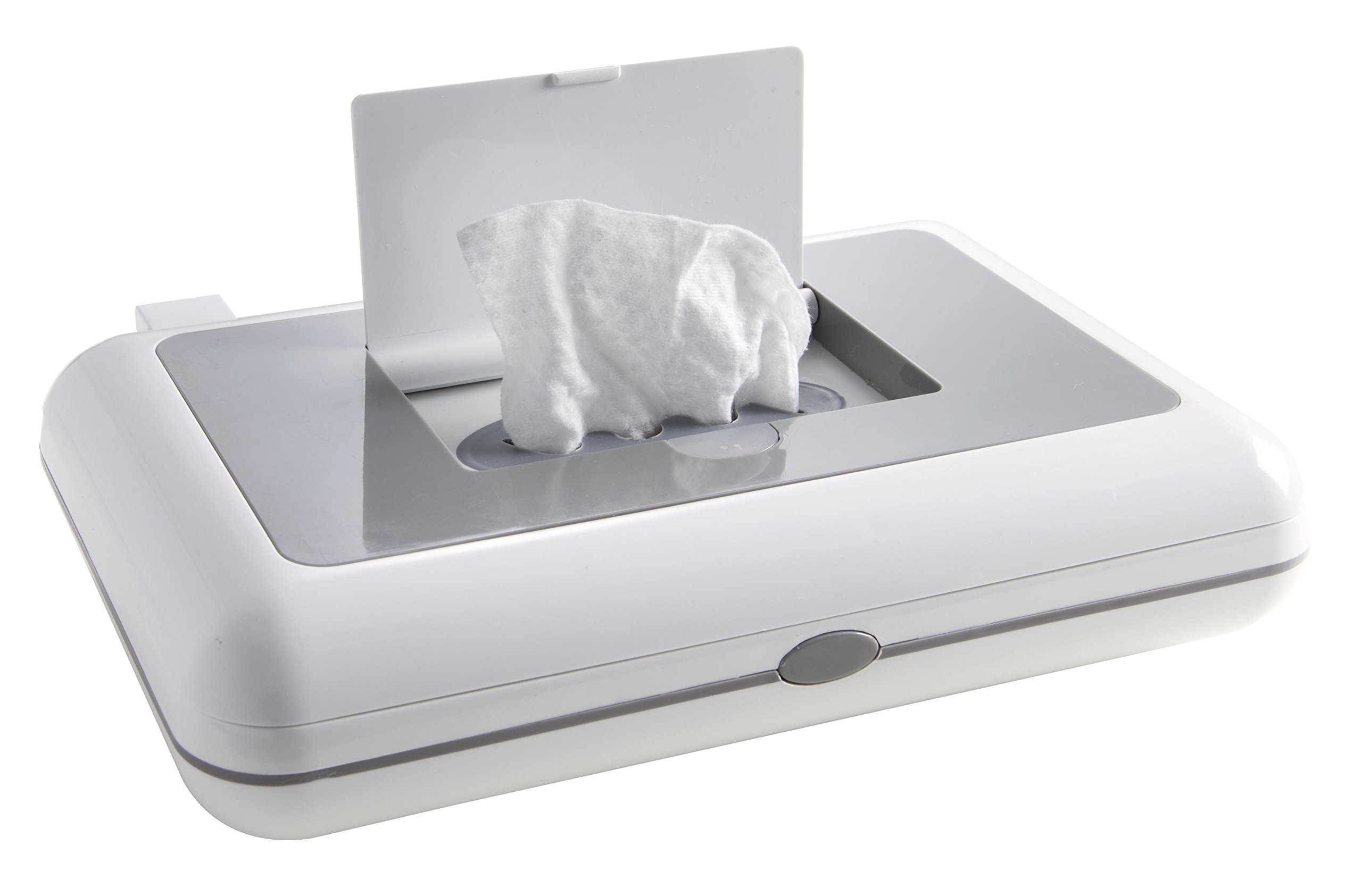 Prince Lionheart Compact Wipes Warmer, Grey