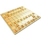 Azerus Premium Line: Shogi / Scacchi giapponesi in legno, tavola di 30cm x 28cm - Mod. A0299