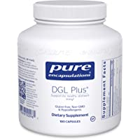 Pure Encapsulations - DGL Plus - Herbal Support for The Gastrointestinal Tract -...
