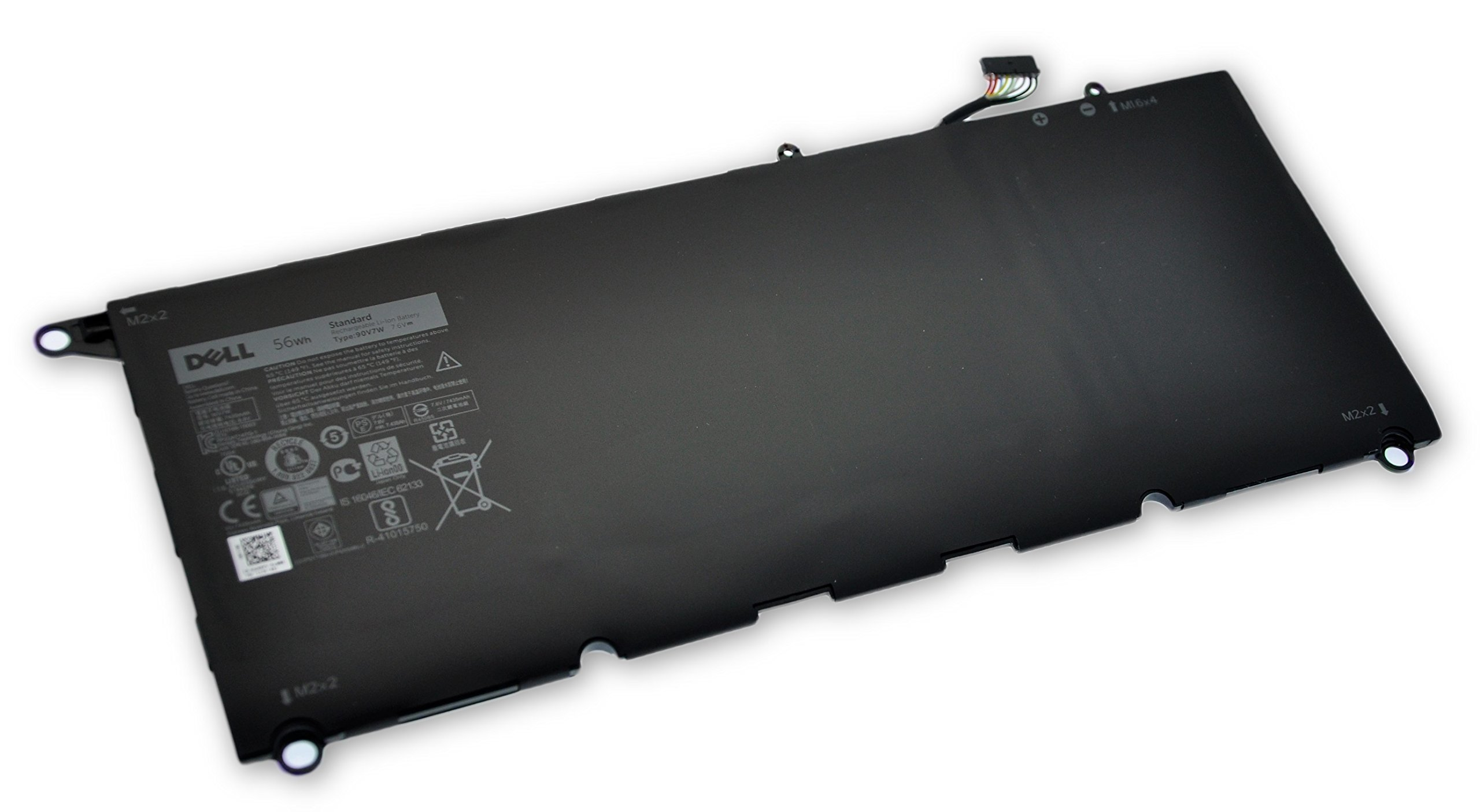NEW ORIGINAL DELL XPS 13 9343 9350 56Wh Laptop Battery JHXPY 5K9CP 90V7W