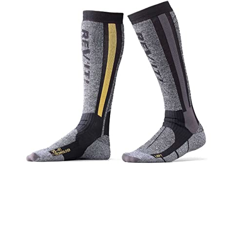 Revit - Calcetines moto TOUR Invierno - Talla : 45/47 - Color