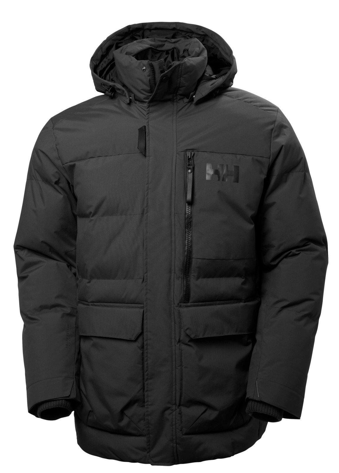 Helly Hansen Tromsoe Jacket, Black, Large