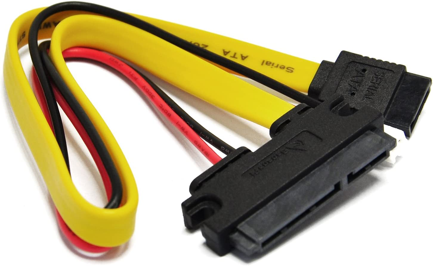 Gikfun Sata Cable HDD Connectors with Power Supply Port for Banana PI EK1613