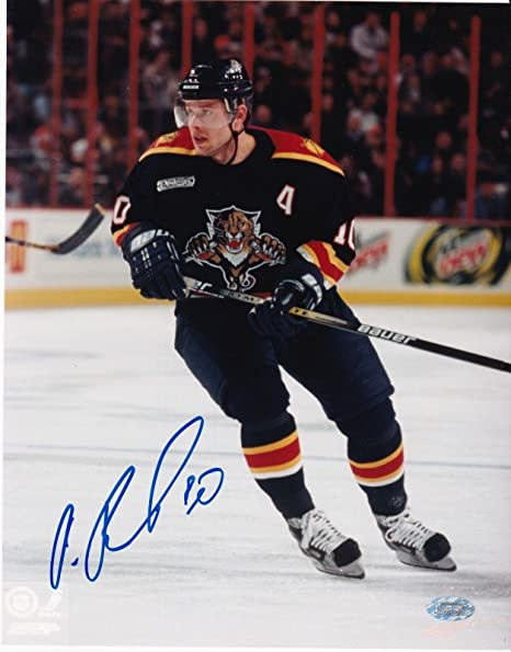 fed4ea6f1 Image Unavailable. Image not available for. Color  Pavel Bure Autographed  ...