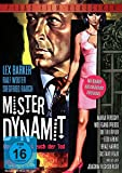 Mister Dynamit - Morgen küsst euch der Tod / Großartiger Thriller mit Lex Barker, Ralf Wolter, Siegfried Rauch und Eddi Arent (Pidax Film-Klassiker)
