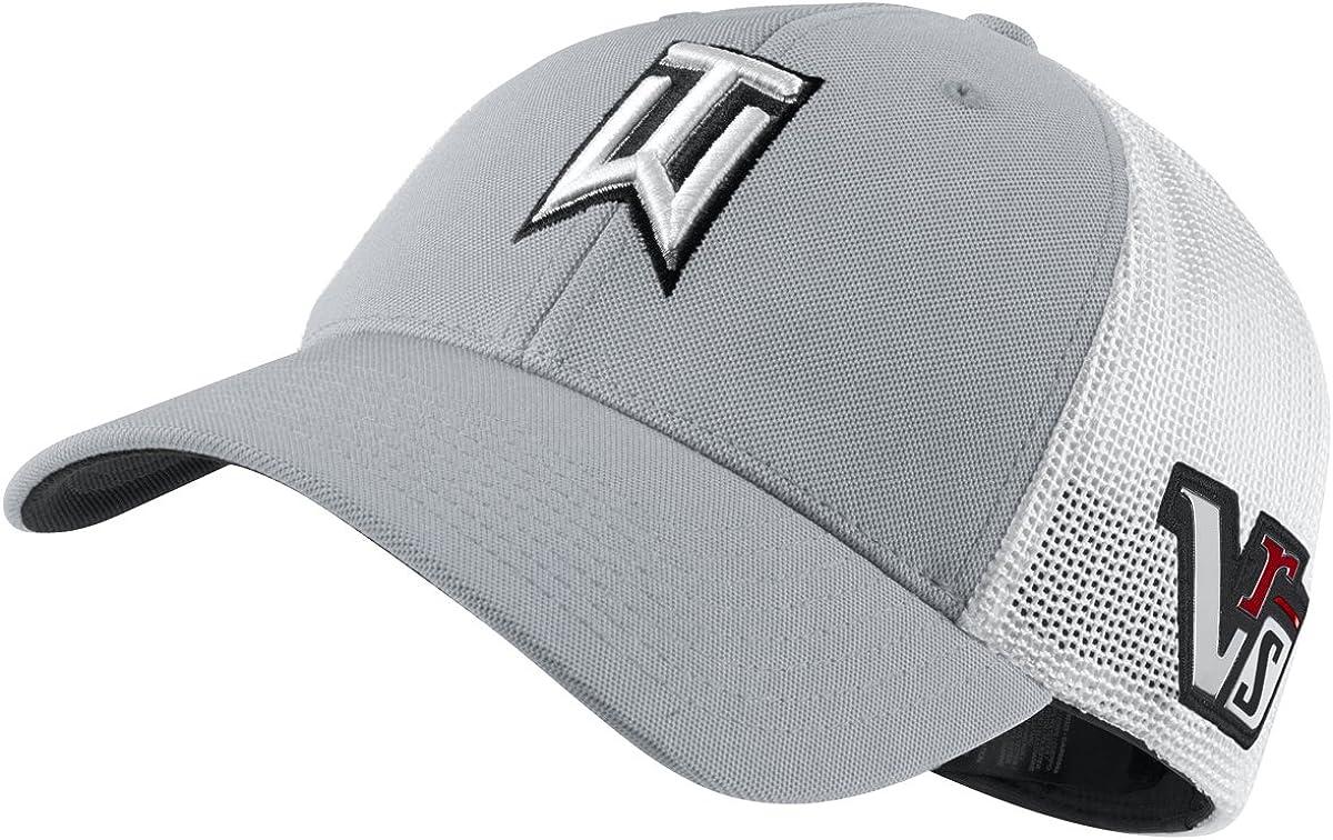 derrota cansado pirámide  Amazon.com : 2013 Nike Golf Tiger Woods TW Tour Cap Hat - New VRS Logo  (Flex Fit - S/M, Stadium Grey - White) : Sports Fan Baseball Caps : Clothing