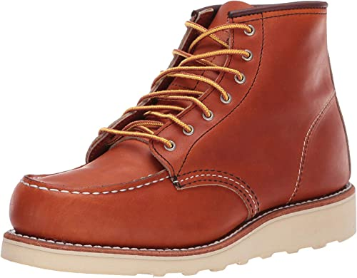 Red Wing Womens 6-Inch Moc 3375 Leather
