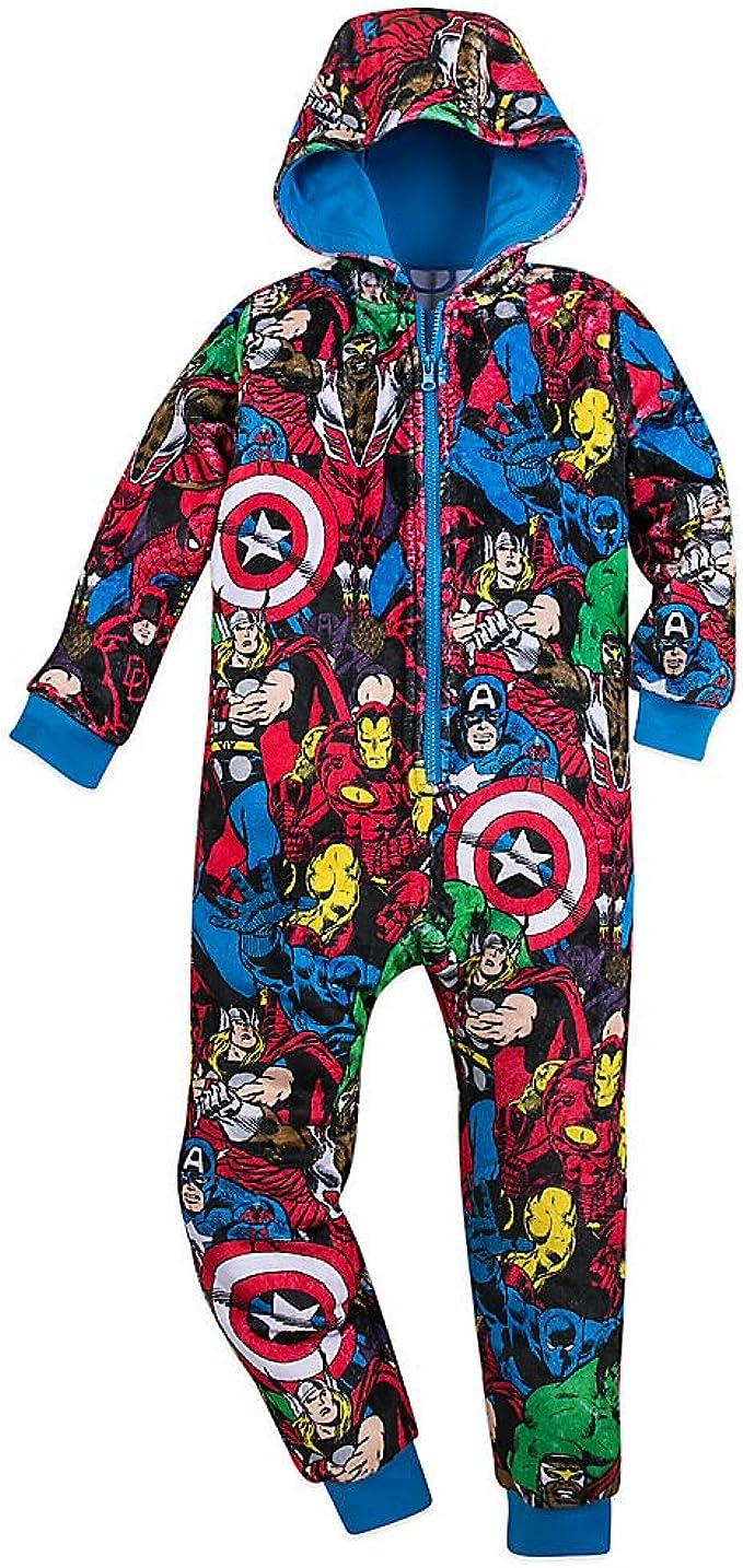 Marvel Avengers Little Boys Pyjamas