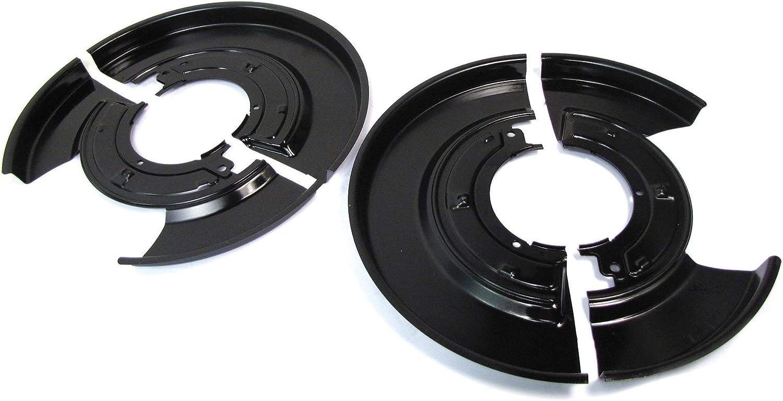 Backing Plate Combo Kit Left//Right For Range Rover Full Size 2003-2005