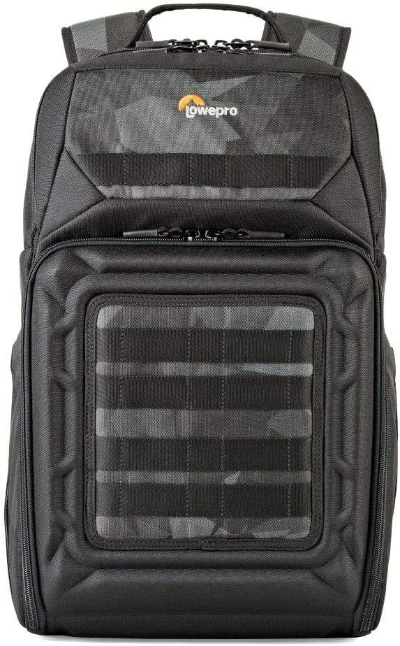 "Lowepro LP37099 DroneGuard BP 250 - A specialized drone backpack providing rugged protection for your DJI Mavic Pro/Mavic Pro Platinum, 15"" laptop and 10"" tablet,Black/Fractal"