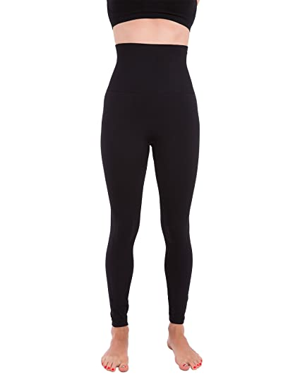 retail prices clearance prices special discount Homma Premium Thick High Waist Tummy Compression Slimming Leggings