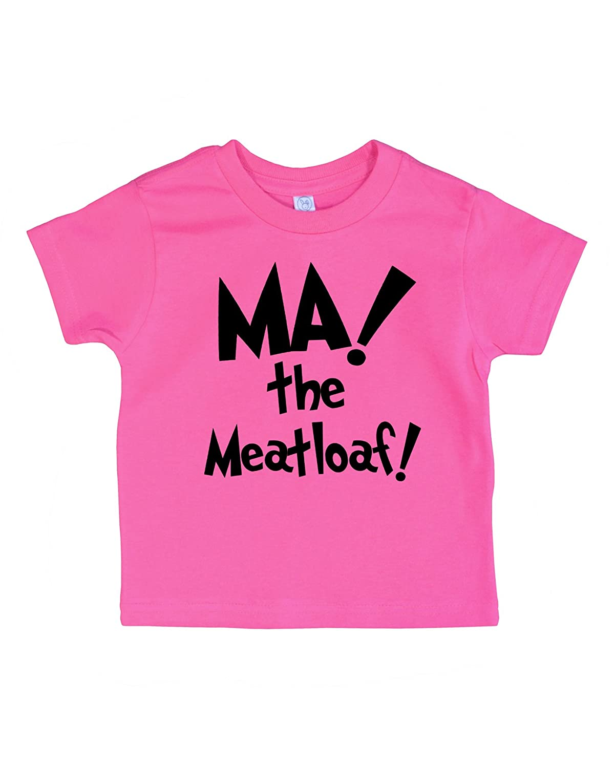 Cute Kids Graphic Toddler T-Shirt Ma The Meatloaf RB Clothing Co