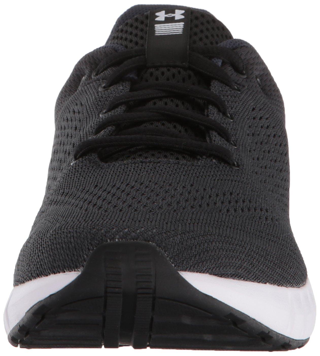 Under Armour Women's Micro G Pursuit Sneaker B071F2BZJL 12 M US|Anthracite (100)/Black
