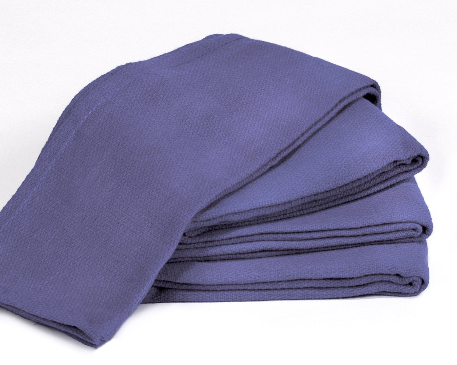 Towels by Doctor Joe Blue 16'' x 25'' New Surgical Huck Towel, Pack of 12 by Towels by Doctor Joe
