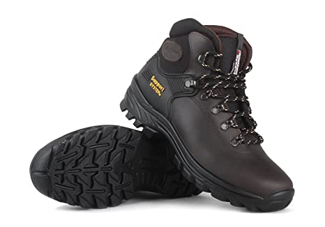 Grisport da uomo in pelle stivali scarpe da trekking outdoor da passeggio  10242d26g d515f98435c