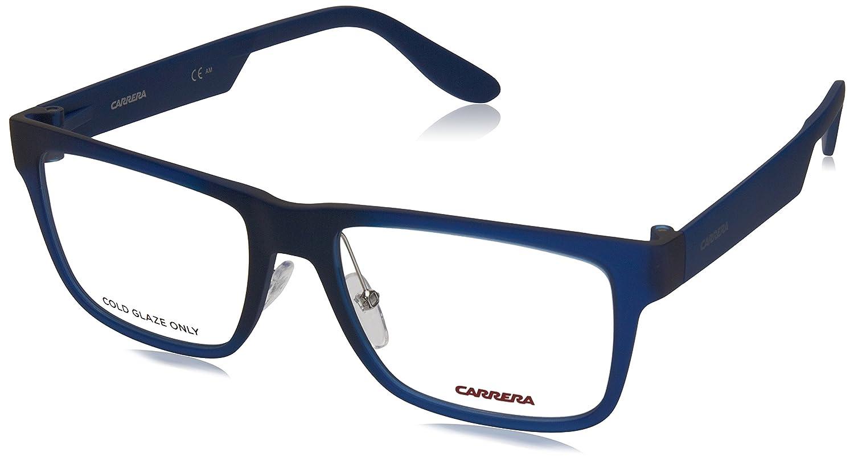 3f9a3935bab Amazon.com  Eyeglasses Carrera 5534 0L1V Blue   Blue  Clothing