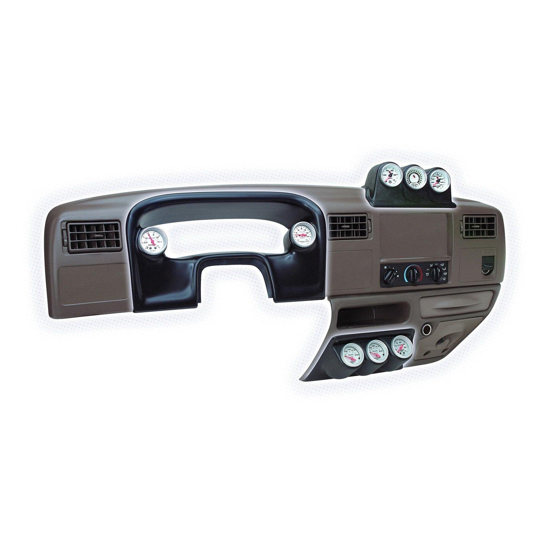 Auto Meter 15018 Gauge Works Triple Dash Pod