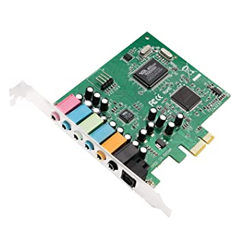 Amazon.com: SHINESTAR Sound Card with S/PDIF Digital Optical ...