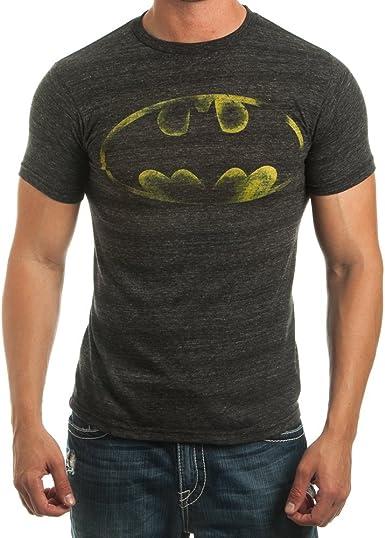 New OLD NAVY Boy/'s Shirt Size 12 18 months DC Comics BATMAN Tee Top Gray